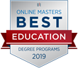 OnlineMasters.com Names Top Master's In Education Programs for 2019