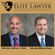 Jacksboro, Tennessee, Attorneys Jeffrey Coller and William Evans Receive 2018 Elite Lawyer Award for Personal Injury