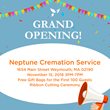 Neptune Cremation Service Celebrates Grand Opening of Massachusetts Location