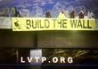 Build the Wall: Lehigh Valley Tea Party Immigration Banner Drop