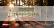Celebrate The Spirit of Thanksgiving with Maine Camp Experience's Thanks-GIVING Away Giveaway