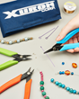 Xuron® TK2600 Bead Stringer's Tool Kit Comes in Handy Pouch That Protects & Stores Tools