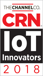 CRN IoT Innovators Award - 2018