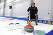 Paralympic Medalist Shows Lottie Doll the Best Curling Techniques as Part of Women's Engineering Society Campaign