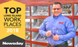 Newsday Names Designatronics, Inc. A Winner of the Long Island 2018 Top Workplaces Award