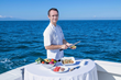 New Fishing Experience Includes Fresh Caught Fish Prepared on Deck at Grand Velas Riviera Nayarit