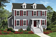 Fall for the Hampton Quick Move-in home at Traditions at Chesterfield