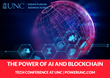 """The Power of Artificial Intelligence and Blockchain"" Conference to Be Held at UNC Kenan-Flagler Business School"