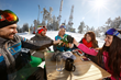 Young Skiers Less Likely to Take the Piste when it Comes to Drinking on the Slopes