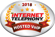 Reinvent Telecom Wins 2018 INTERNET TELEPHONY Hosted VoIP Excellence Award