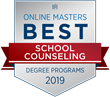 OnlineMasters.com Names Top Master's in School Counseling Programs for 2019
