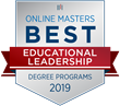 OnlineMasters.com Names Top Master's In Educational Leadership Programs for 2019