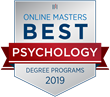 OnlineMasters.com Names Top  Master's in Psychology Programs for 2019