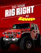 "4 Wheel Parts Launches New ""Do Your Rig Right"" Media Campaign"