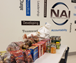 NAI Launches Thanksgiving Food Drive at Gaylord, MI Plant