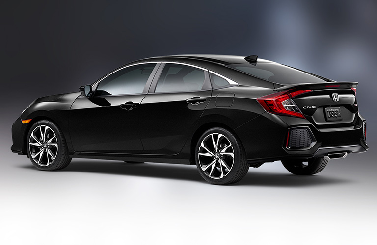 Continental honda welcomes new 2019 honda civic to inventory for Chicago area honda dealers