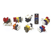 "Blockmaster Expands Modular ""Jelly Bean"" Series of Color-Coded Terminal Blocks"