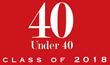 In its 19th year, the 40 Under 40 awards program was founded to acknowledge the contributions of San Diego's young leaders.