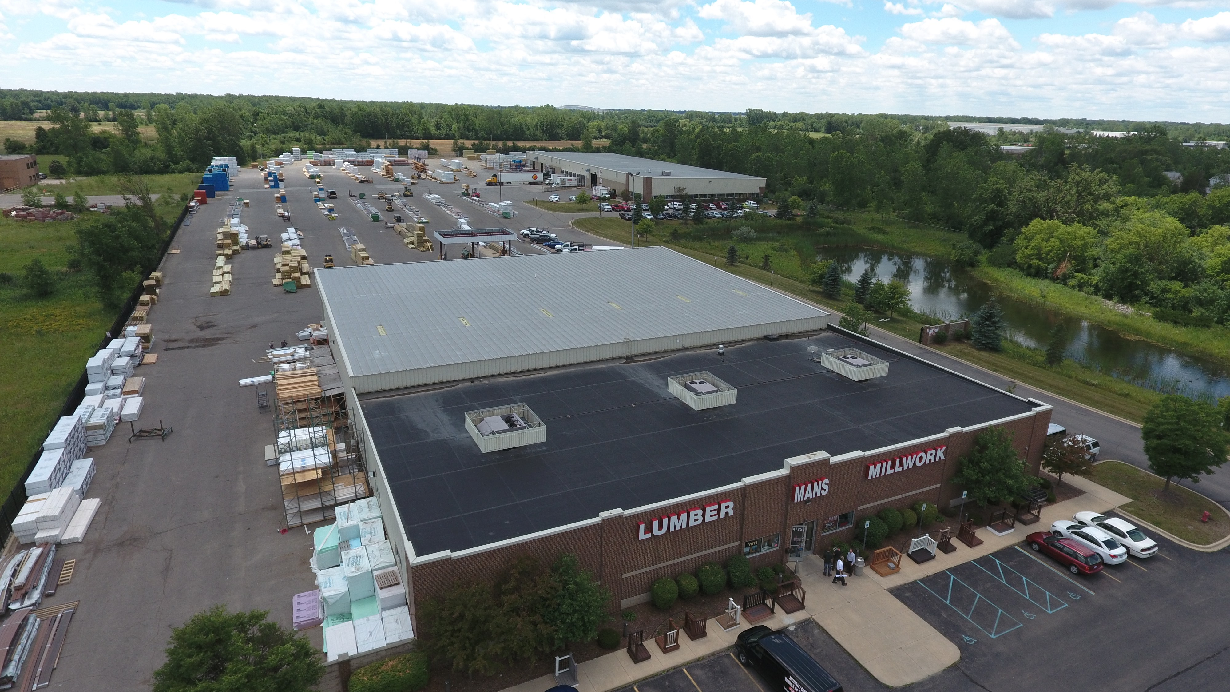Mans Lumber And Millwork Announces Acquisition Of
