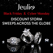 Premium Artisan Jewelry Brand Jeulia Jewelry Announces Black Friday & Cyber Monday Sales With Deep Discounts
