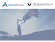 Ascend Hospice Recognized as a We Honor Veterans Partner