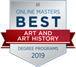 OnlineMasters.com Names Top Master's in Art And Art History for 2019