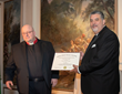 HCCN President Presented with Doctorate from Academy of Holistic Theology & Spirituality
