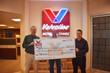 Valvoline Instant Oil Change Franchisee Raises Over $100,000 for National Breast Cancer Foundation