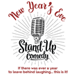 The Other Café Comedy Showcase's 9th Annual New Year's Eve Stand-Up Comedy Celebration at the Osher Marin JCC