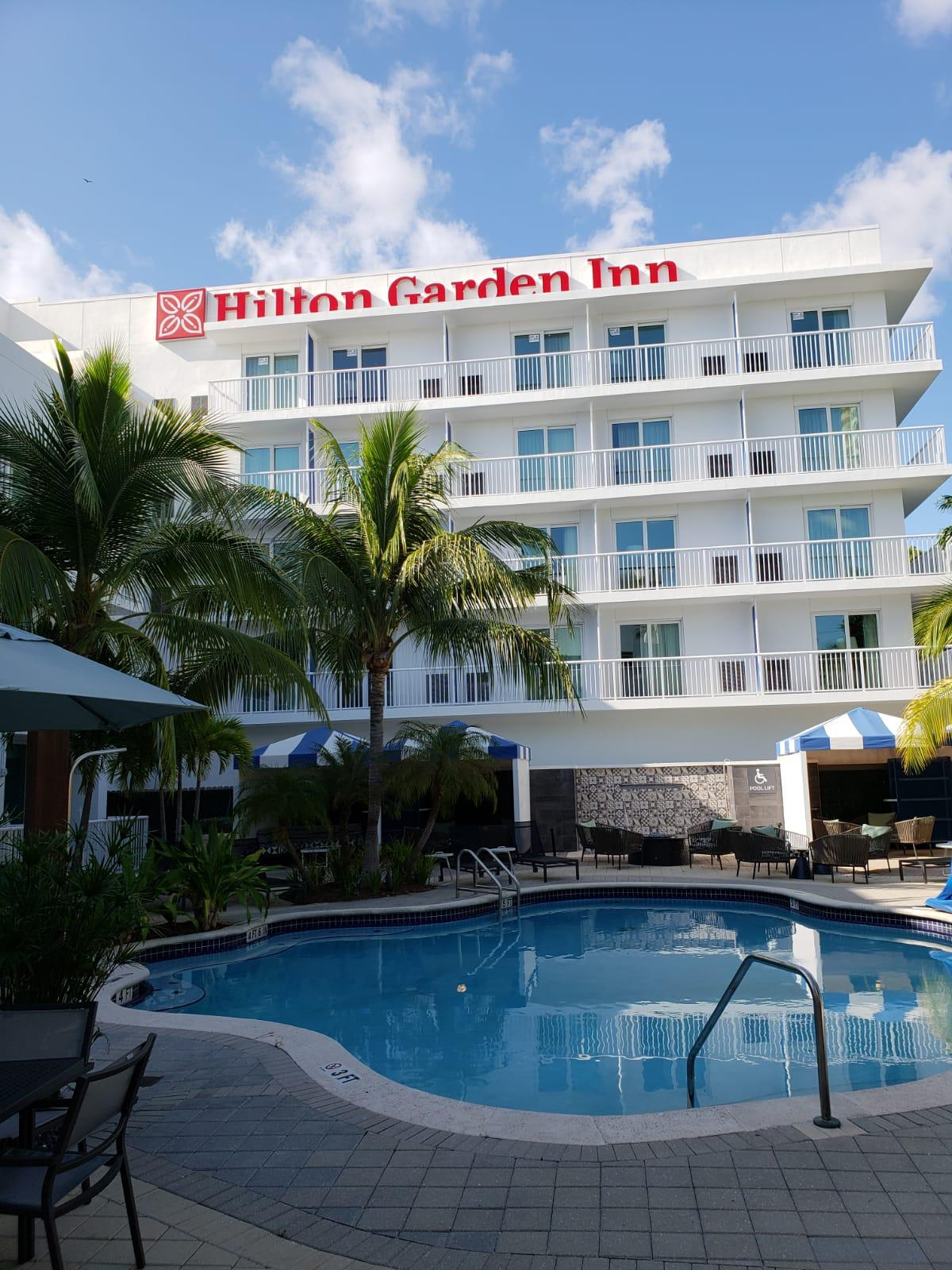 Hilton Garden Inn Continues To Expand With A New Property In Miami/Brickell