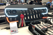 ORACLE Lighting Wins Two Prestigious Awards for their Jeep Wrangler JL Vector™ Grill
