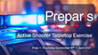 Free Active Shooter Preparedness Webinar with Tabletop Training to be Hosted by Preparis