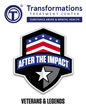 Transformations Treatment Center Announces Partnership with After The Impact Fund for Veterans and Legends