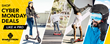 SWAGTRON Drops Cyber Monday Prices on Limited Edition Electric Scooters and Best-Selling Hoverboards