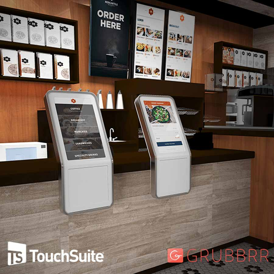 Touchsuite Announces Strategic Investment In Grubbrr A