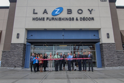 La Z Boy Furniture Galleries Opens A New Location In Lacey Washington