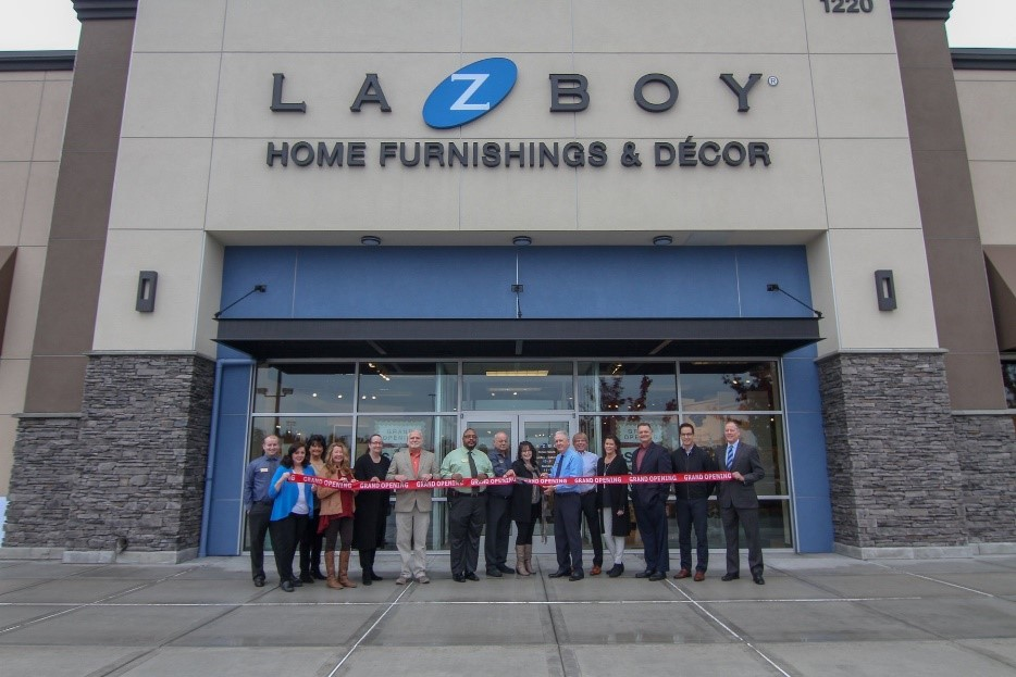 La-Z-Boy Furniture Galleries Opens a New Location in Lacey, Washington