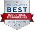 OnlineMasters.com Names Top Master's in Industrial Engineering Programs for 2019