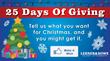 Lerner and Rowe 25 Days of Giving Contest