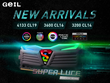 GeIL Launches New Additions to its SUPER LUCE RGB Sync DDR4 Lineup