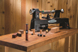 Rockler's Cigar Humidor Turning Kit turns and assembles somewhat like an oversized pen kit.