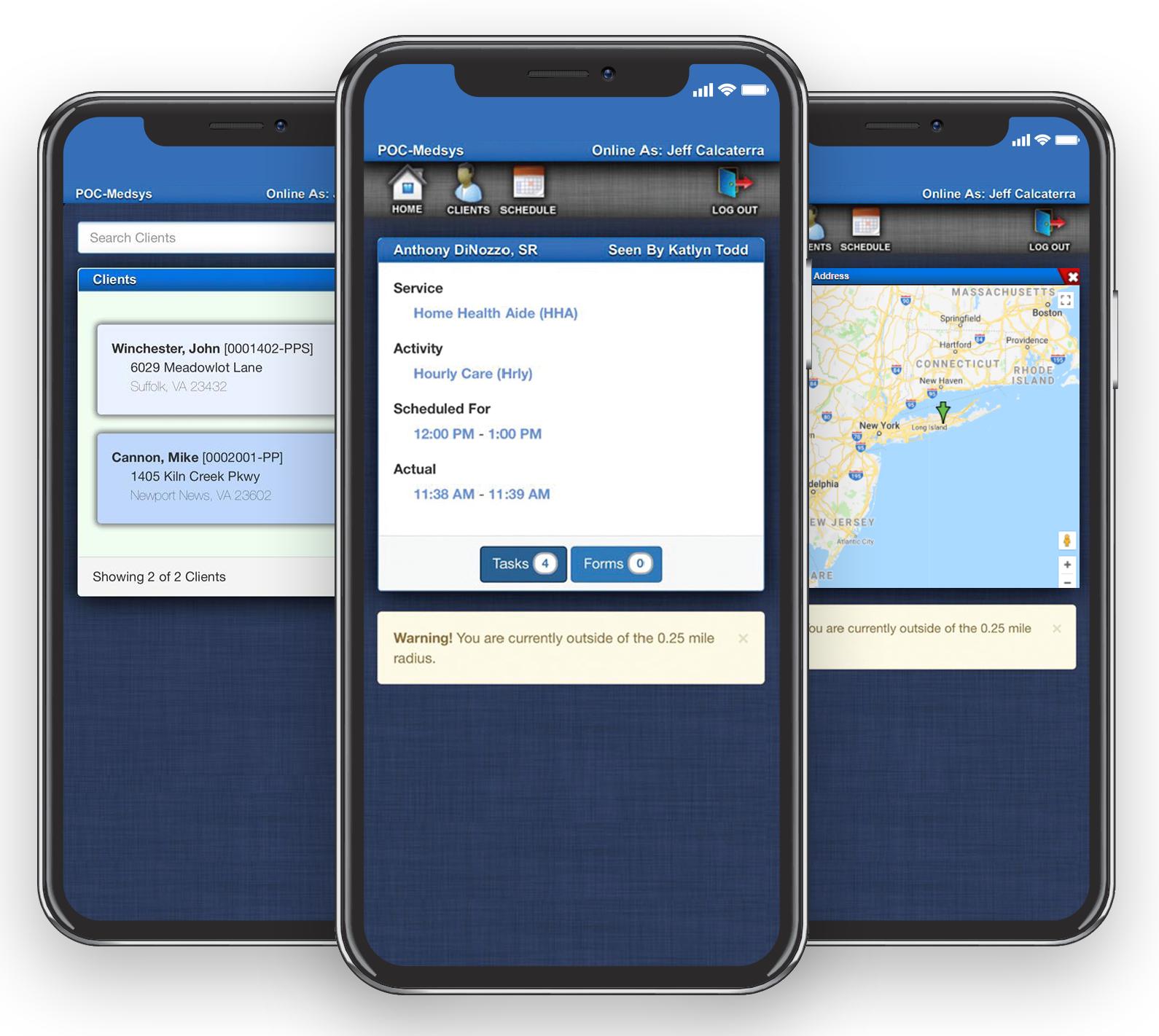 MEDsys Software Solutions Delivers Nextgen Mobile Visit Verification