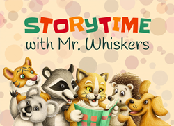 Children's books read aloud stories on YouTube - Storytime with Mr. Whiskers