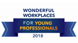 Infoverity Awarded as a Wonderful Workplace for Young Professionals for 2018