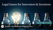 "Financial Poise™ Announces ""Legal Issues for Innovators & Inventors"" a New Webinar Premiering December 12th at 2:00 PM CST through West LegalEdcenter"