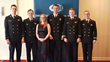 Crowley Honors USMMA Cadets with Scholarships during Connie Awards Luncheon