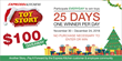 Express Kitchens Holiday Toy Giveaway Contest this Christmas