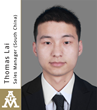 AIM Appoints Thomas Lai as Regional Sales Manager for South China