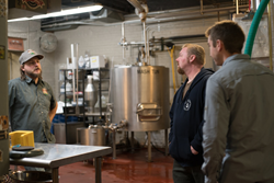 Three local breweries made a batch of Resilience IPA in Appleton, Wisconsin