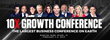 In Honor of National Heroes, Grant Cardone gives FREE SEATS away to 10X Growth Conference